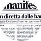 Il Manifesto - M.De Feo