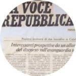 La Voce Repubblicana - T.Camuso