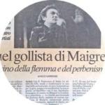 La Repubblica - N.Garrone
