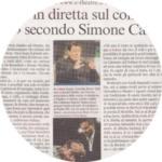 Corriere della Sera - L.Martellini