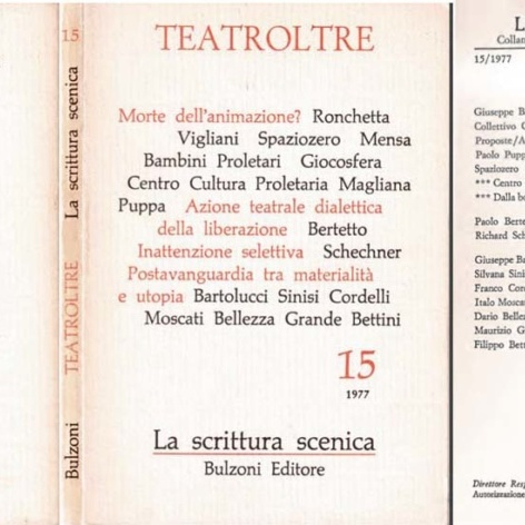 Teatroltre - Silvana  Sinisi